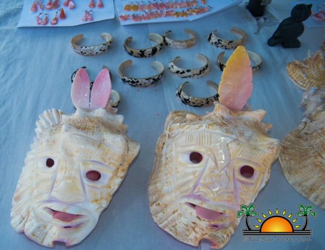 Conch Shell Souvenirs