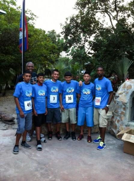 End of the World Marathon Placencia-2