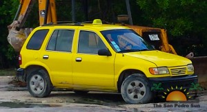 Yellow Taxi-1