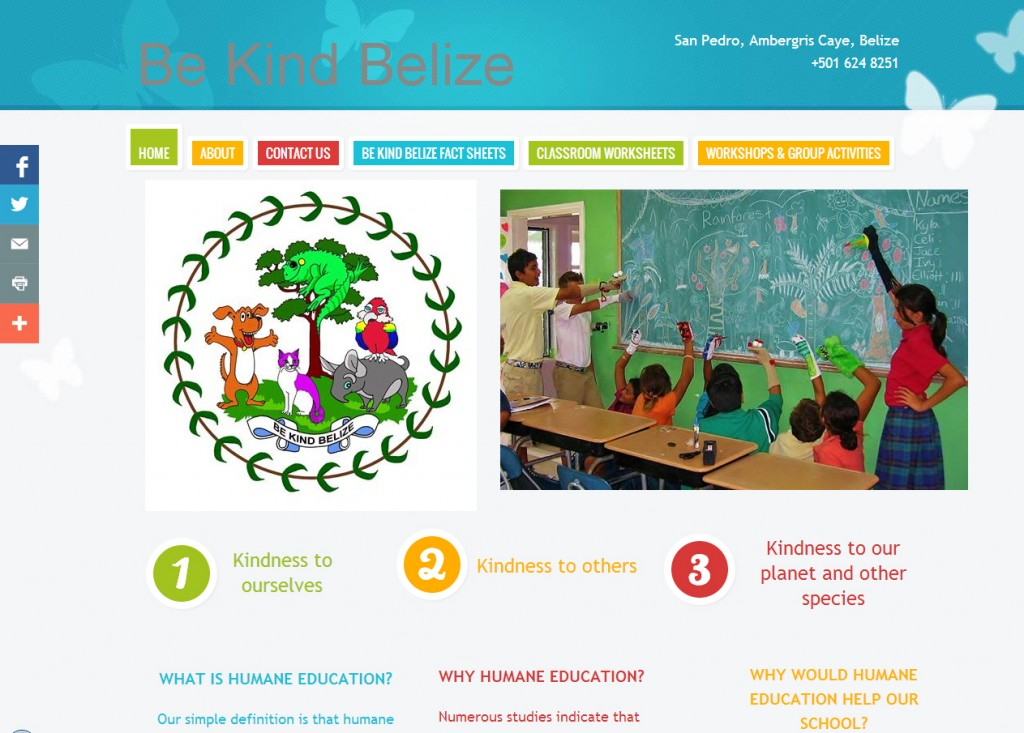 02 Be Kind Belize Web