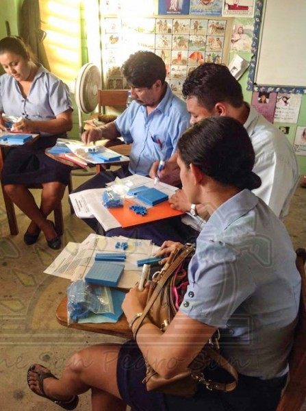 CNU Teachers Partner with Belize-4
