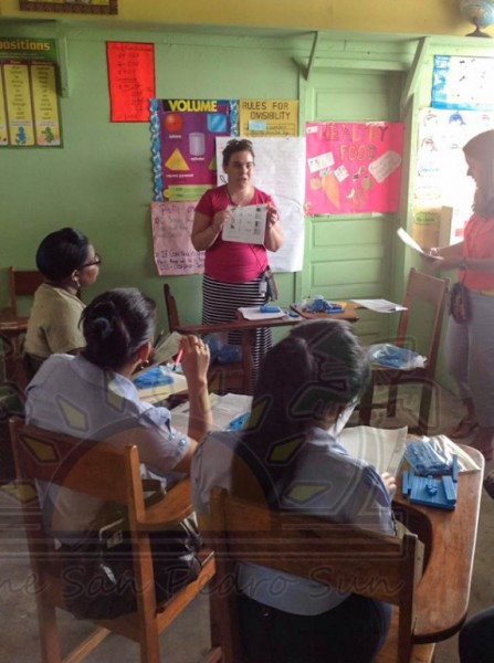 CNU Teachers Partner with Belize-5