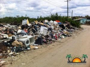 Garbage on Marina Drive-3