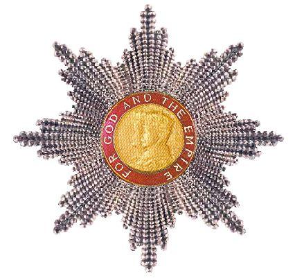 Ster_Orde_van_het_Britse_Rijk