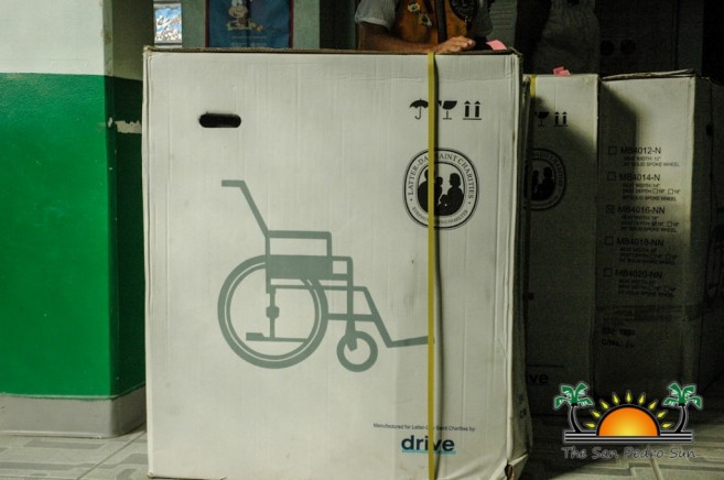 Lions Wheelchair Donation PolyClinic-1