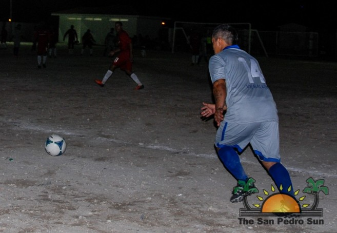 Third phase of SPSC football tournament-1