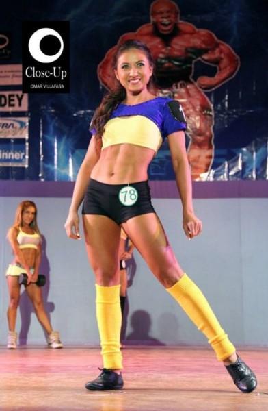 Gaba Nunez Second Place Bikini Fitness 3