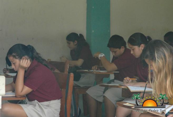 Part II Students Sit PSE-1