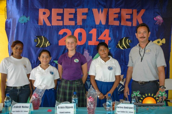 Reef Week Trivia Competition Winners-1