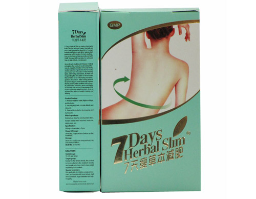 7 Days Herbal Slim