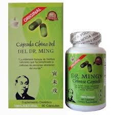 Dr. Ming's slimming capsules
