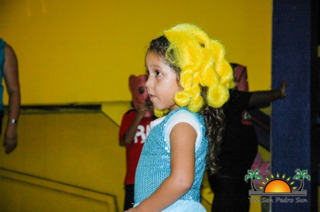 Little Angels Talent Show Goldilocks San Pedro Belize-13