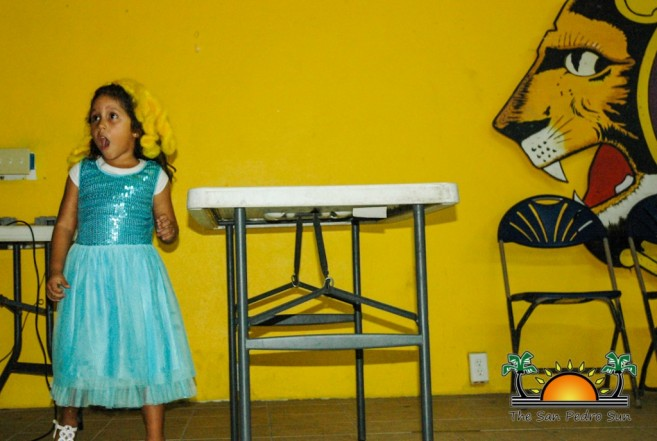 Little Angels Talent Show Goldilocks San Pedro Belize-14
