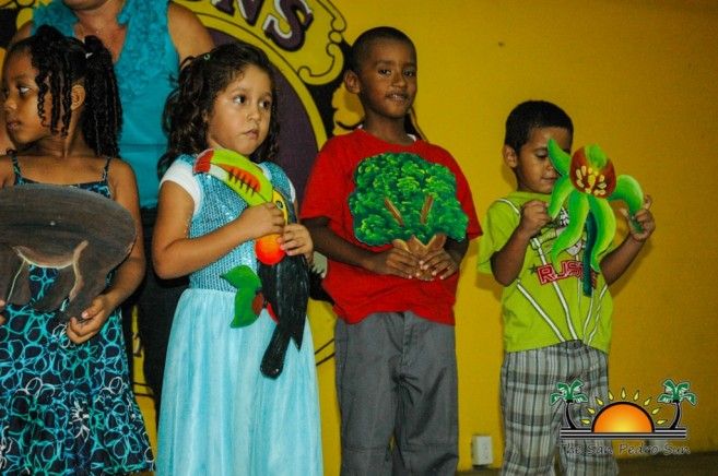 Little Angels Talent Show Goldilocks San Pedro Belize-5