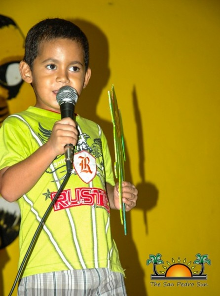 Little Angels Talent Show Goldilocks San Pedro Belize-9