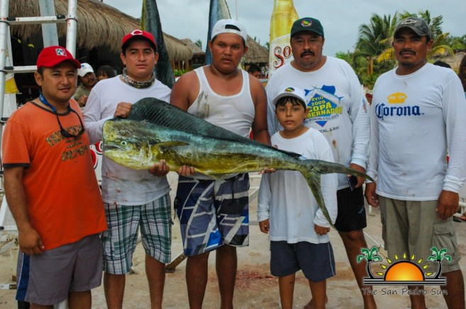 Mahahual Fishing Tournament San Pedro Fishermen-7