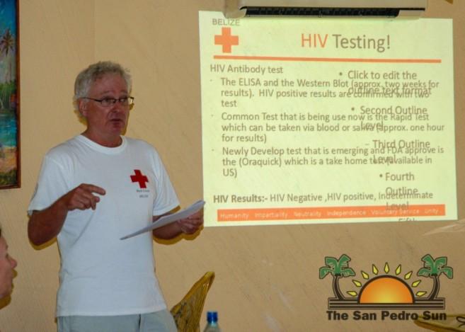 San Pedro Red Cross Workshop-2