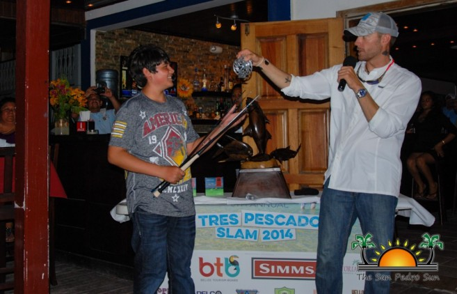 2014 Tres Pescados Slam Tournament-2