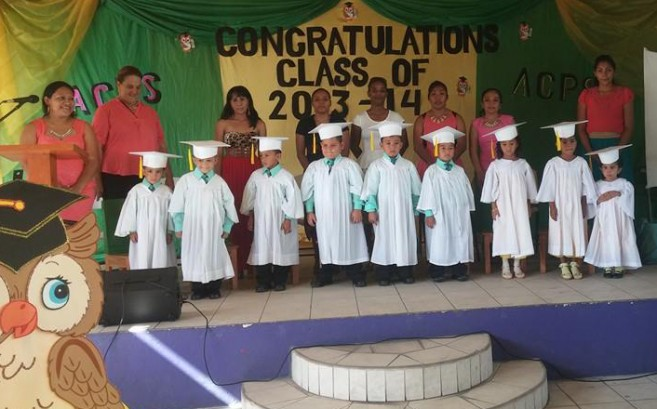 27 ACES Preschool Graduation