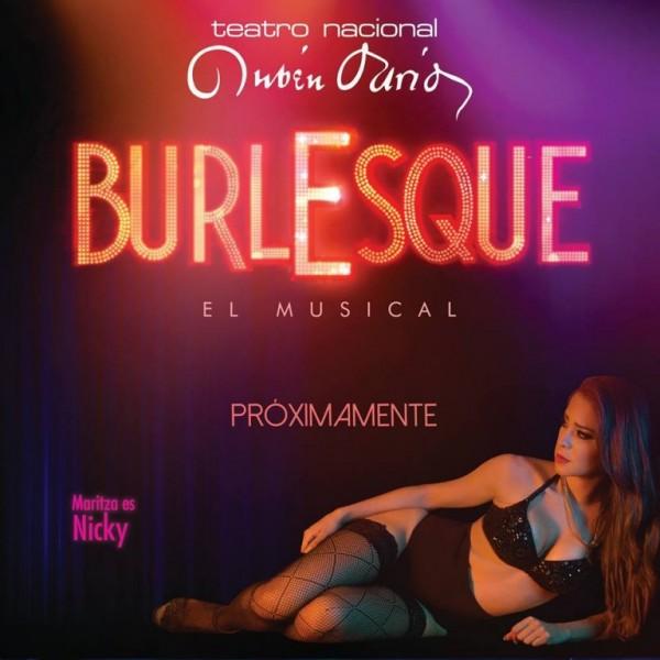 29 Maritza Rivas NOW burlesqueacting
