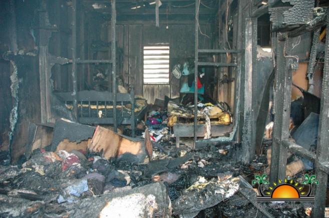 Aftermath Fire Boca Del Rio-1