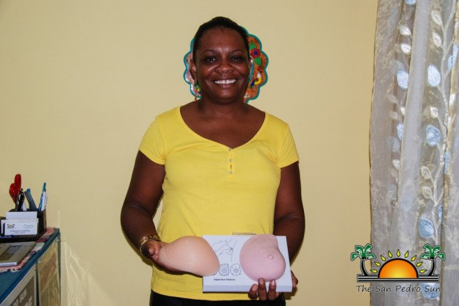 Cancer Society Donation from California-Belize-3