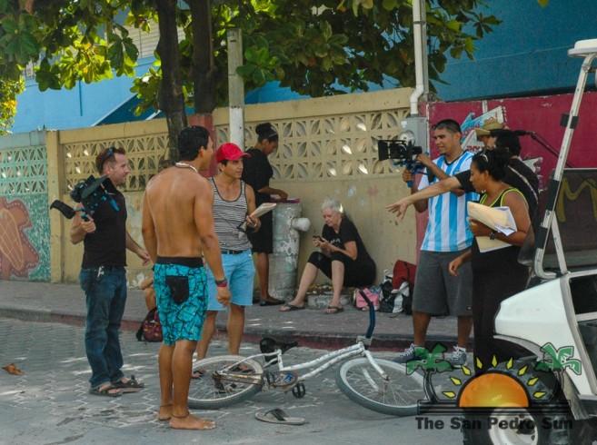 Filming of La Isla Bonita Novela-2