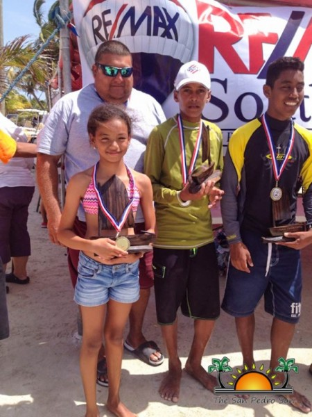 San Pedro Hosts Sailing Regatta-1