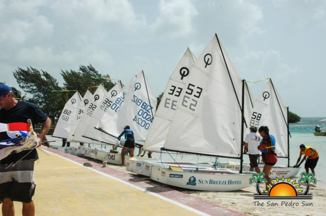 San Pedro Hosts Sailing Regatta-4