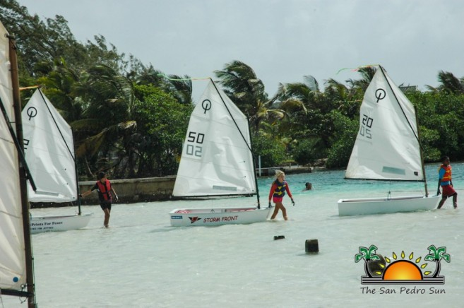 San Pedro Hosts Sailing Regatta-6