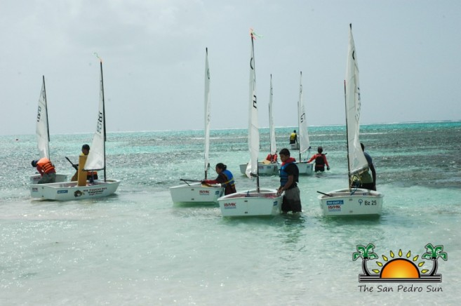 San Pedro Hosts Sailing Regatta-7
