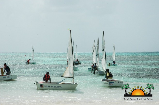 San Pedro Hosts Sailing Regatta-9