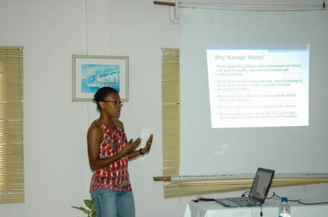 Solid Waste Managment Seminar-4