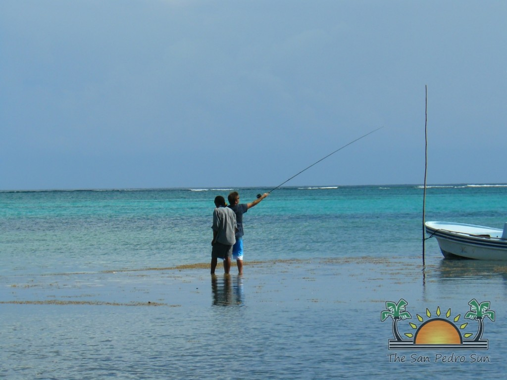 Belize port authority concedes on amendment for fly for Fishing san pedro belize