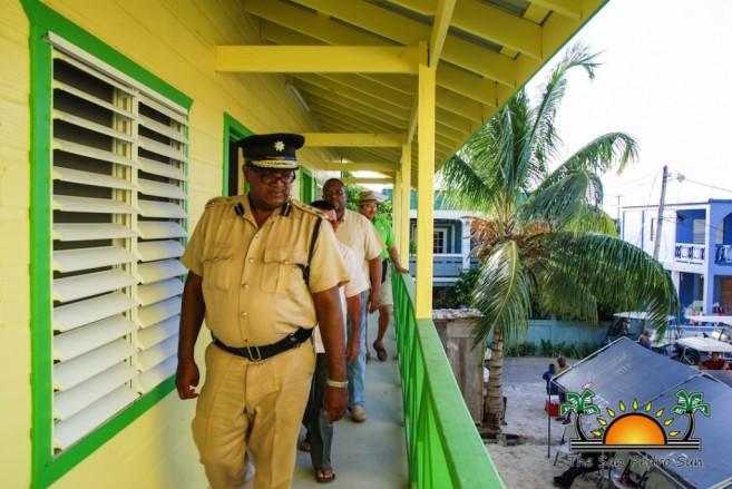 Barracks Inaugurated San Pedro Police-7
