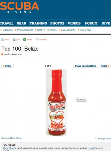 Belize Top 100