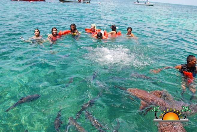 Caye Caulker Costa Maya Delegates Visit Split-10