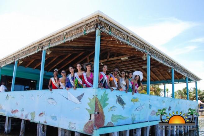 Caye Caulker Costa Maya Delegates Visit Split-14