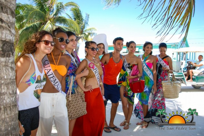 Caye Caulker Costa Maya Delegates Visit Split-15