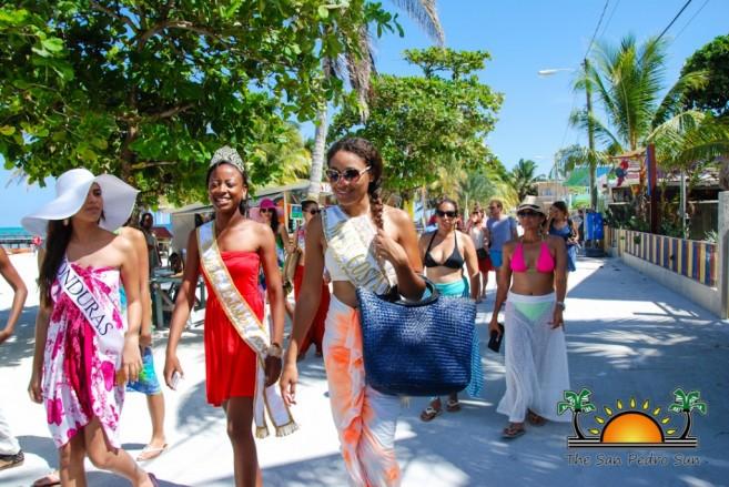 Caye Caulker Costa Maya Delegates Visit Split-16