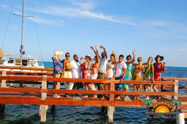 Caye Caulker Costa Maya Delegates Visit Split-38