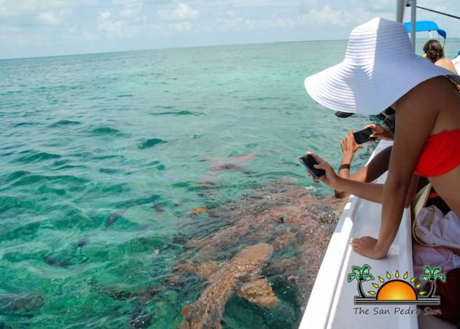 Caye Caulker Costa Maya Delegates Visit Split-7