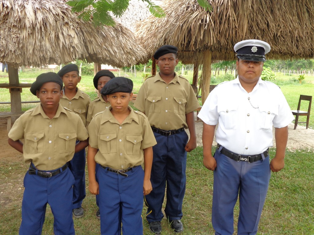 San Pedro Police Youth Cadet attend 17th National Youth