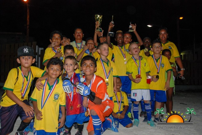 1st- Brazil