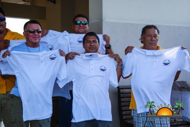 Taxi Association Tshirts Donation-2