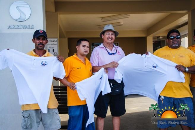 Taxi Association Tshirts Donation-3