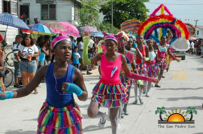 2014 Carnival Road March Belize City-19