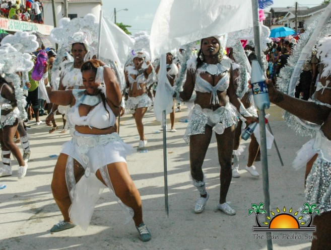 2014 Carnival Road March Belize City-65