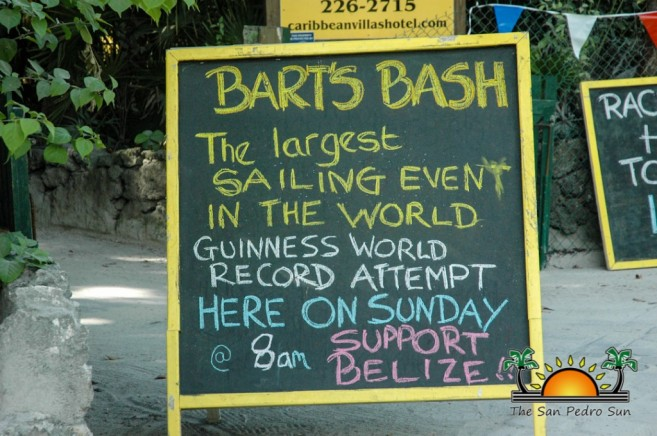 Bart's Bash Guinness World Record Sailing Event-1