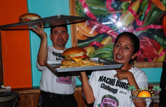 Elvis Kitchen 2014 Macho Burger Challenge-2